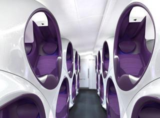 未来飞行生活,旅行会变成多么享受的一件事?