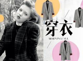 """【穿衣MorningCall】2017年流行趋势:90年代""""大耸肩""""回归"""