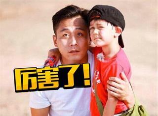 刘烨发微博指导诺一练字,结果被图片评论打脸!