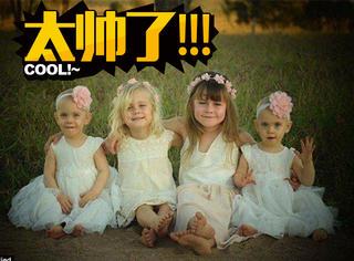车祸带走妈妈后,五岁的小姐姐独自救出了三个妹妹