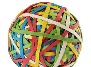 防滑条、橡皮擦、固定带,橡皮筋的大用处