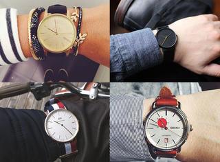 20几岁的男生适合戴什么表?这些选择不贵却有格调