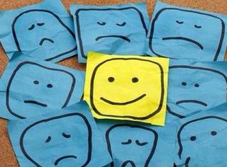 乐观主义VS现实主义 | 你从图里看到了什么表情?