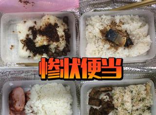 日本妻子连续几年给老公做便当,饭菜的面相却一个比一个惨