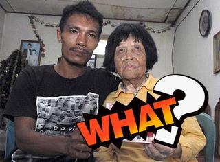 28岁小伙和82岁奶奶相恋,缘起一个打错的电话