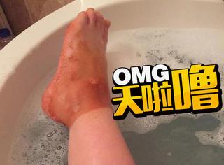 一双假袜子惹的祸,妈妈被女儿害惨了
