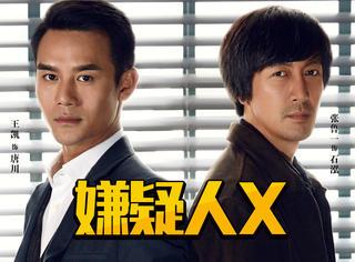 《嫌疑人X的献身》张鲁一暗恋林心如,和王凯喝酒谈心亦敌亦友