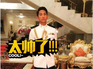 这个来自东方的王子最近成了大家最想嫁的人