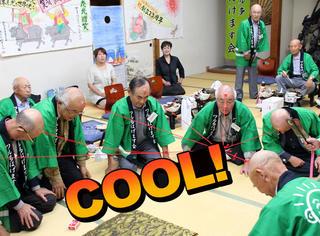 城会玩!日本竟然有秃头协会