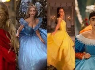 演了真人版灰姑娘贝儿白雪公主的她们,有个共同缺点
