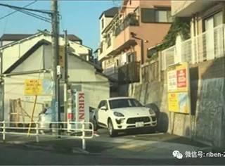 汽车大国强国,但日本为什么没有违法占道停车?车都停哪里了?