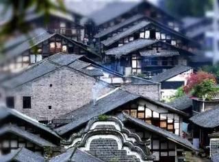 青砖绿瓦,站在屋顶,看到令人窒息的美,了解最独特的千年中国