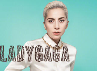 Lady Gaga最新写真出炉,没想到如此优雅的她才是最迷人的!