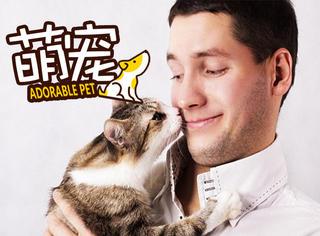 男生养猫,真的比较容易吸引到姑娘
