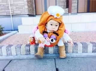 这位日本妈妈把儿子Cosplay成这样,让晒娃的爸妈们都不好意思再发朋友圈...