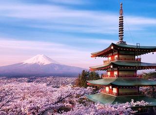 用一首歌的时间,解锁全日本的樱花