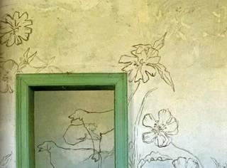 跟着大师学装修,法国电影大师谷克多教你DIY打造居家涂鸦墙!