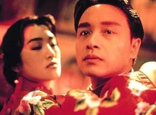 张国荣、巩俐惊艳出演,电影《风月》讲述一段病态的爱情故事