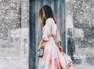春天最后悔的事,就是没穿这些裙子去赏花!