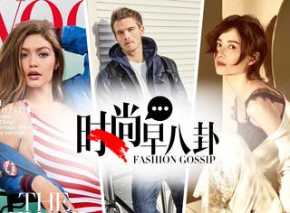 Gigi第17登《Vogue》封面,宋佳时尚大片全是侧面照?