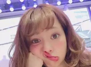 """她被称为""""日本吴昕"""",当年只靠做鬼脸就在INS上吸了10万粉!"""
