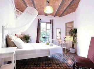 青旅也可以这么漂亮!藏在巴塞罗那市区的超美好青旅