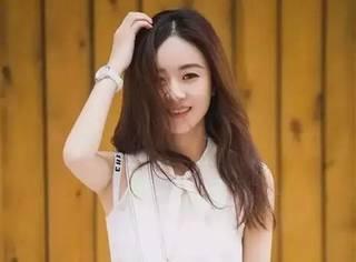 赵丽颖的新发色才最适合亚洲姑娘的肤色
