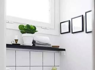 别放弃你的卫生间,教你堪比换新的超神奇收纳清洁术!