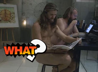 这个酒店的促销太猛烈,只要你裸着,住店就可以打折