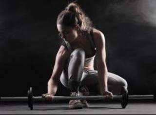 女孩子,健身就是老样子,不健身就是样子老!