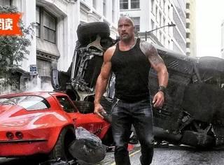 《速8》毁了400辆车,你以为的特效都是实拍!