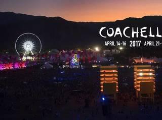 到最酷的Coachella看一看,玩音乐也要有时髦态度