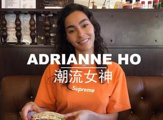 银河系潮流女神Adrianne Ho:运动就是时髦!