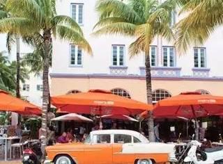 远行 | 在迈阿密,如何度过热烈而鲜艳的一天