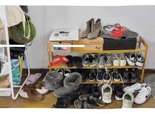 3分钟教会你换季衣物、球鞋收纳!