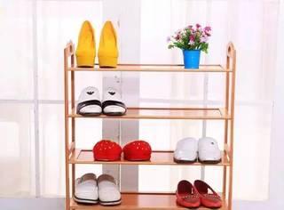 快递纸箱简单6步变鞋架,比宜家699的鞋架还好用!