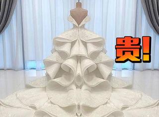 这位大师给皇室设计全世界最贵的婚纱
