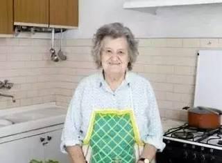 奶奶的关怀是一道家乡菜