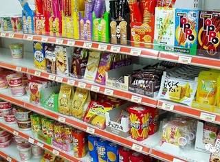 这份日本零食清单,款款都让你欲罢不能!