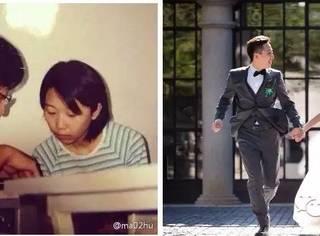 15年,800万分钟,她和他从校服到婚纱!
