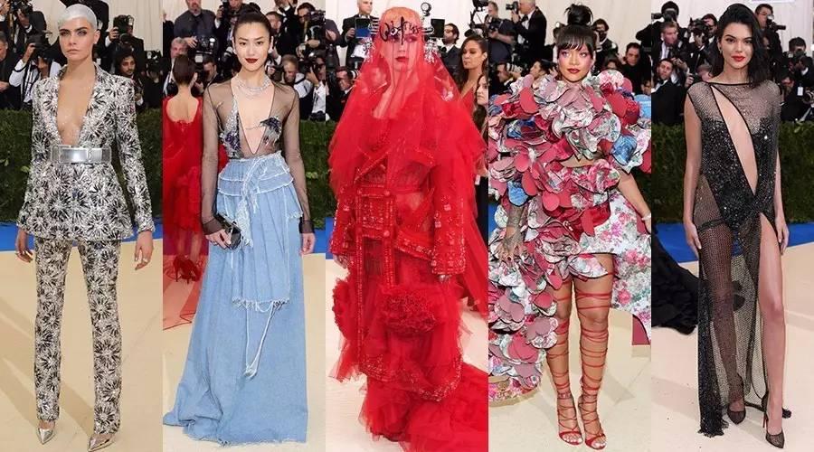 吐槽 | 年度时尚变装秀Met Gala又来了,这次谁的造型最疯狂?!