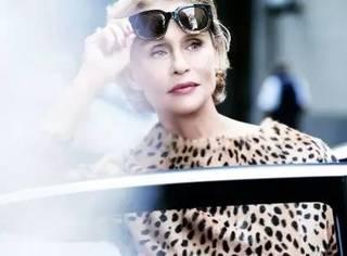 她73岁拍裸照、骑哈雷、秒嫩模,优雅的女人从不会老!