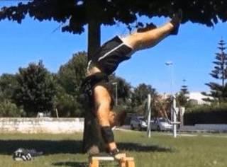 健身圈力最牛X的8个动作,能做1个就完爆99%的人!