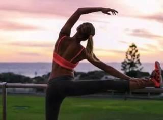 因恶疾而错过奥运的她,却在涅槃中完成了最美的瑜伽