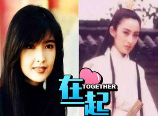 虽然是个美丽的误会,但张敏周慧敏都是香港电影永远的女神