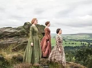隐于书后——记勃朗特三姐妹
