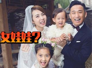 黄磊老婆孙莉疑似生下第三胎,一条微博引发网友无限遐想
