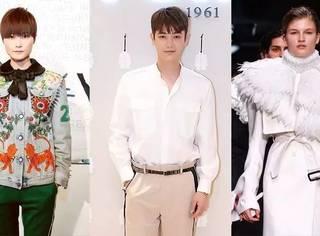 拿白衬衫检验孙坚,用珍藏版包包刷屏,时尚品牌办展套路玩很溜!