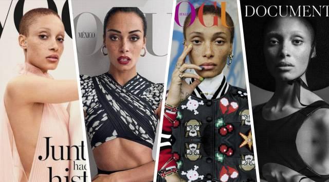她曾登上Vogue,自爆吸毒、得抑郁。现在竟是赤手可热的超模。