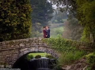跳水王子戴利和男友在古堡结婚,明明都是男的为何少女心如此爆棚啊!